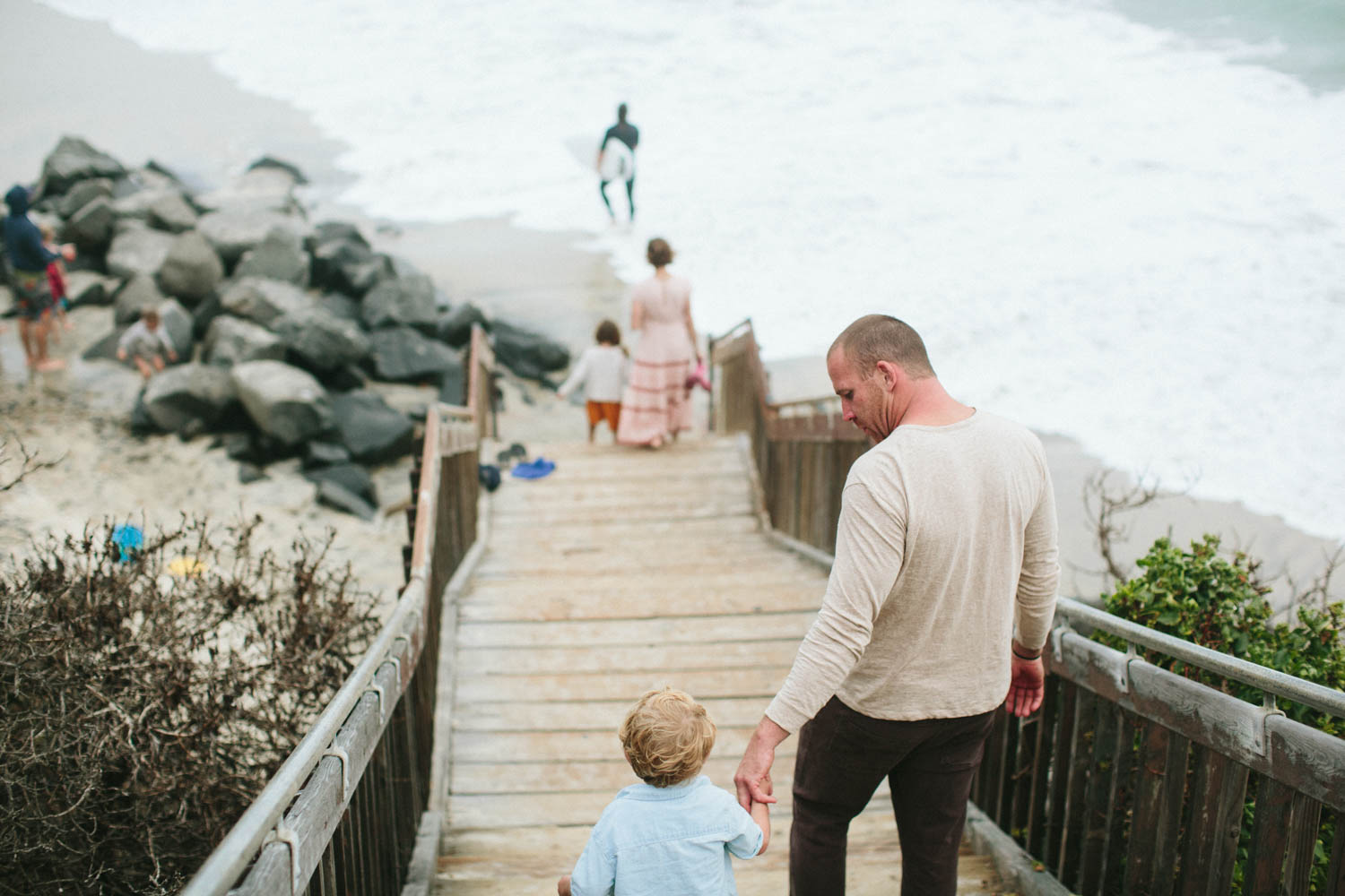 San Clemente Family Photographer _ Carlsbad State Beach-8460