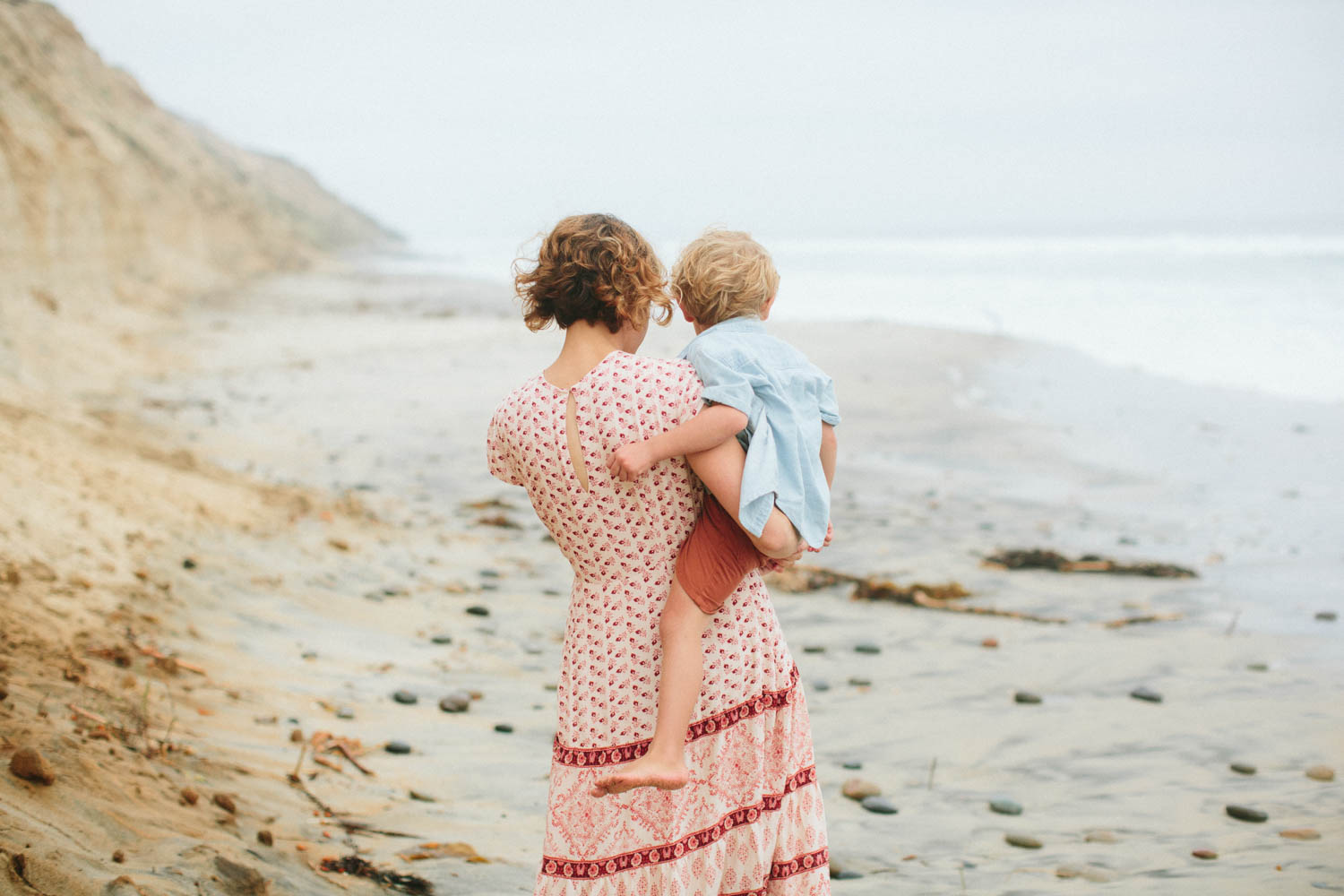 San Clemente Family Photographer _ Carlsbad State Beach-8501