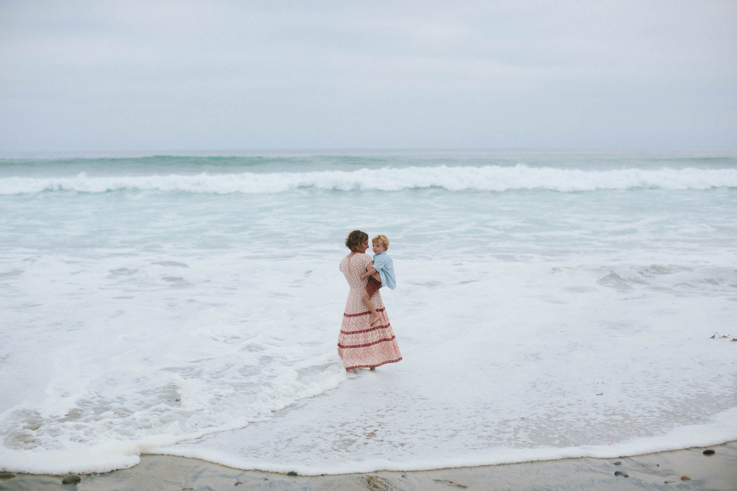 San Clemente Family Photographer _ Carlsbad State Beach-8509