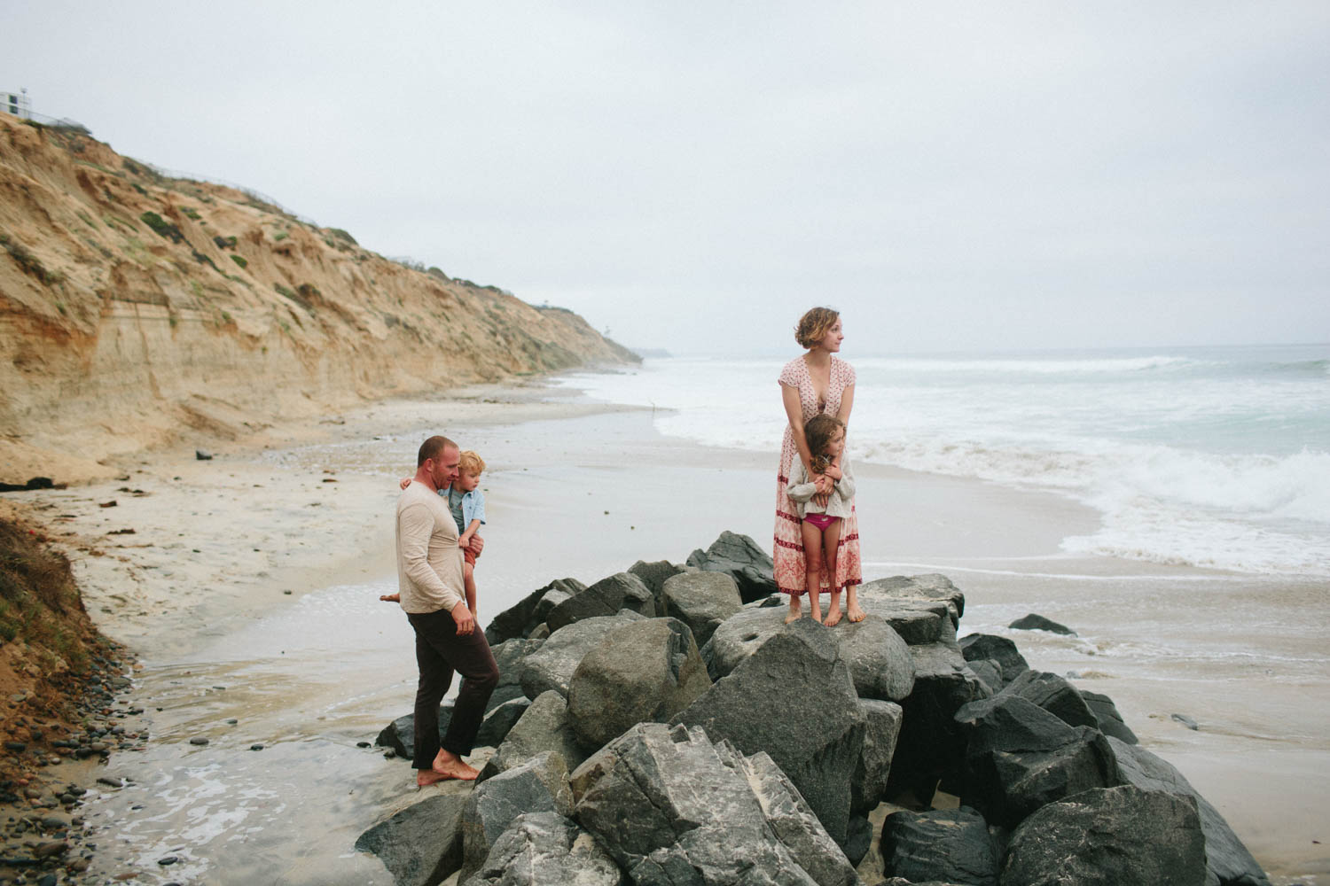 San Clemente Family Photographer _ Carlsbad State Beach-8545