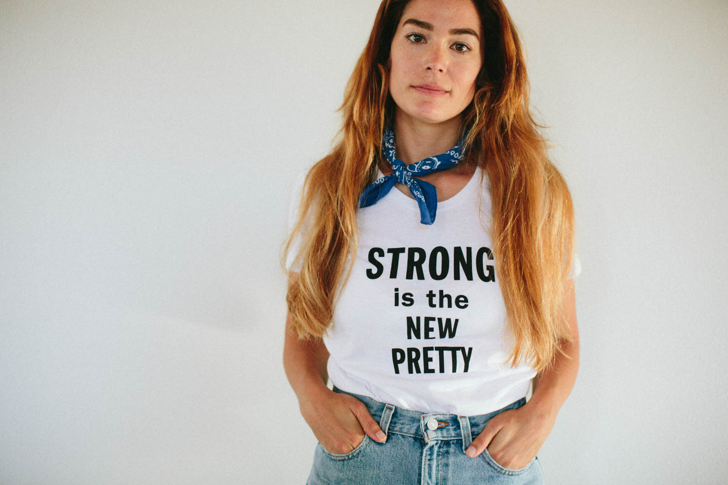 Strong is the new pretty _ The Bee & The Fox -3